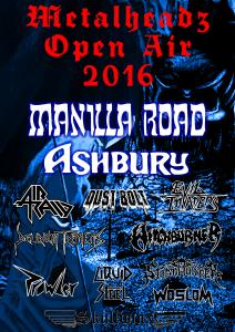 Metalheadz Open Air '16 - Manilla Final