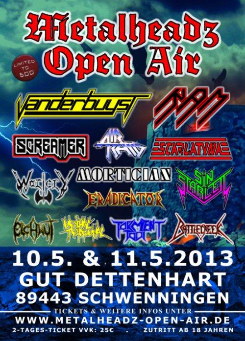 Metalheadz Open Air 2013