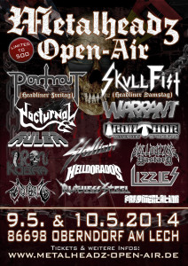 Metalheaz Open Air 2014