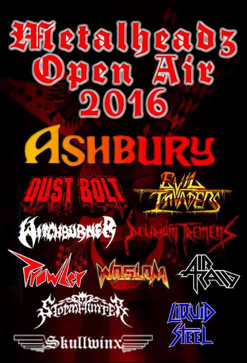 Metalheadz Open Air '16 - Ashbury